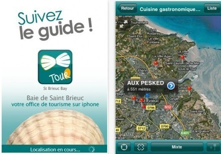 E-tourisme : Top 10 des applications mobiles | tourisme et TIC | Scoop.it
