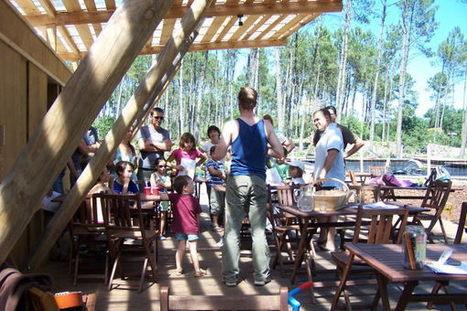Séjour insolite en pleine nature près de Bazas en famille | Tourisme en Famille - Pistes à suivre | Scoop.it