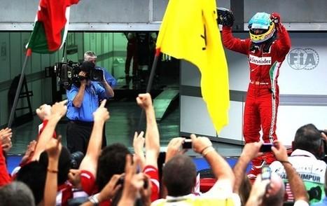 Pacotão da F-1: do milagre de Alonso ao show de Bruno Senna na Malásia   esportes   Scoop.it