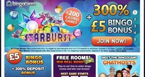 Play New Online Bingo Best Bingo Site Uk Fr