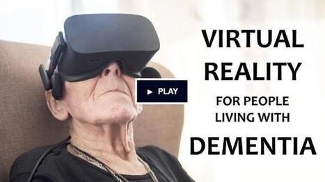 Realidad Virtual para personas con demencia senil | Creatividad en la Escuela | Scoop.it
