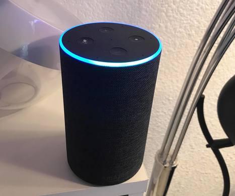 Amazon Echo Premières Impression Dun B