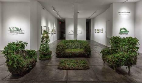 Hannah Chalew: Living Room | Art Installations, Sculpture, Contemporary Art | Scoop.it