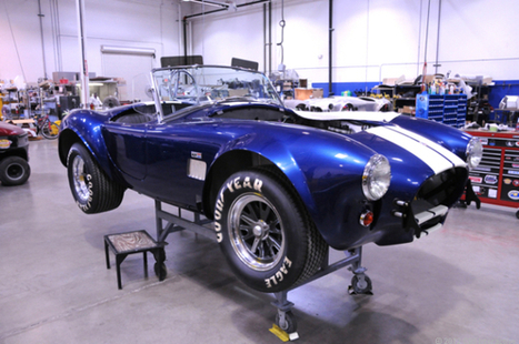 For Shelby, 50 years of blowing other cars' doors off - Avesom | Mustangs | Scoop.it
