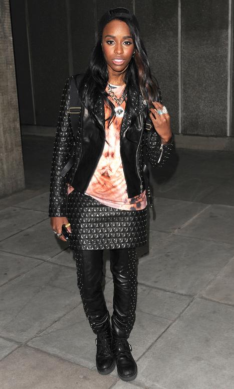 Angel Haze chose to wear Versace. | fashion and runway - International Version | Scoop.it