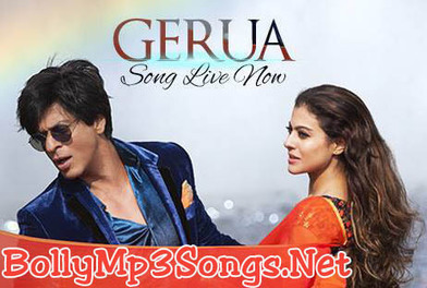 Gerua Mp3 Song Free Download from Dilwale | Sha