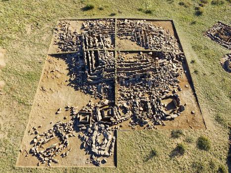 La première pyramide du monde a été découverte au Kazakhstan - Terre énigmatique | Histoire et Archéologie | Scoop.it