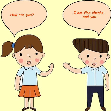 Basic English greetings video - short English greetings - Learning English with videos and pictures | Learning Basic English, to Advanced Over 700 On-Line Lessons and Exercises Free | Scoop.it