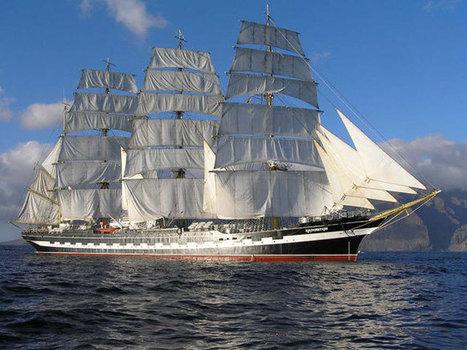 - L'Armada de Rouen a le vent dans les voiles! | Armada de Rouen 2013 | Scoop.it