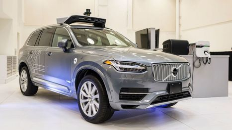 Uber Slams Brakes on Self-Driving Car Test | Technology in Business Today | Scoop.it