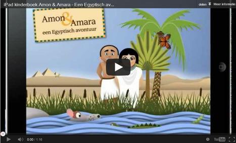 Amon & Amara – app review | geschiedenis, onderwijs, elearning en meer | Scoop.it