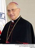 Cardinal Filoni : « Il est temps de passer à une commission permanente pour le dialogue entre la Chine et le Saint-Siège » — Eglises d'Asie   Vatican II : Les 50 ans   Scoop.it