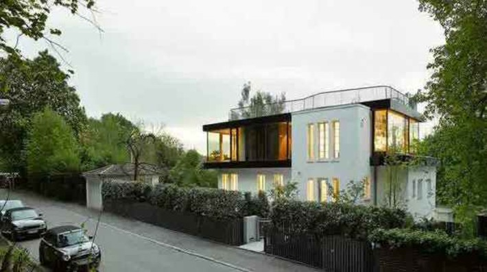 Redesign Houses 1930s by Behnisch Architekten - My Home My Inspiration   Art Decoed   Scoop.it
