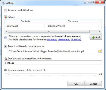 Enregistrer vos appels Skype au format MP3 « ALLWEBTUTS | E-business Personnal Coaching | Scoop.it