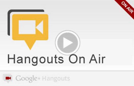 5 ideas for using Google Hangouts On Air | Innovative Educator | Multi-Generation Customers | Scoop.it