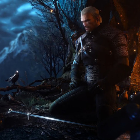 Download The Witcher 3 Main Menu Theme Wallpaper Engine FREE | Wallpaper Engine Free
