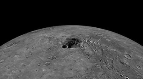NASA finds over 100 billion tons of ice on Mercury - SlashGear   The Cosmos   Scoop.it