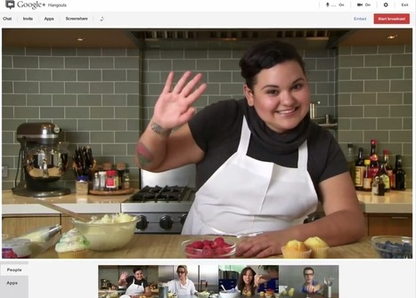 Faire son premier Google Hangout  pour sa marque ! | Communication #Web & Réseaux Sociaux | Scoop.it