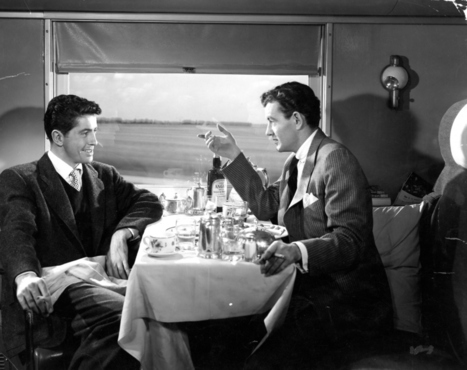 Review: Strangers on a Train | Film-Noir for the Soul | Scoop.it
