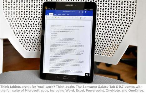 Chromebook vs. Tablet: Which Should You Buy? | Cuppa | Scoop.it