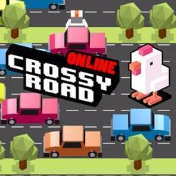 Crossy Road Online-Traffic Game Online Friv Free