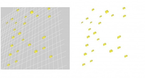 Articulating the New York City Grid | visual data | Scoop.it