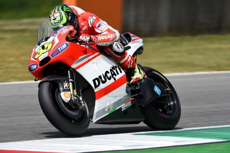 Crutchlow: New Ducati engine 'a rocket' | Ductalk Ducati News | Scoop.it