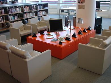 Le Salon de lecture numérique | Le numérique en bib | Scoop.it