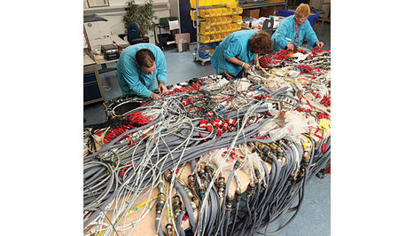 Aerospace wire harnesses: Conquering Complexity | Independent and self oriented | Scoop.it