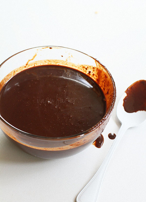 Milk Chocolate Ganache | Just Chocolate!!! | Scoop.it