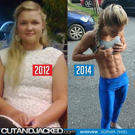 CutAndJacked.com Interview: Sophia Thiel | Bodybuilding & Fitness | Scoop.it