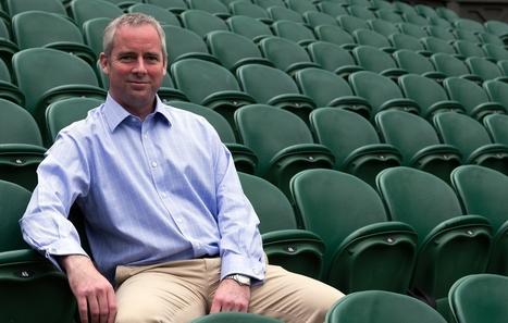 Sam Seddon,  IBM Client Executive for Wimbledon and RFU   lIASIng   Scoop.it