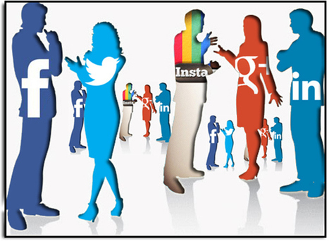 Formation complète en ligne Réseaux sociaux : 3 manuels et 7 vidéos | Veille technologique sur le numérique | Scoop.it