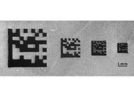 Vidéo : Comment imprimer un QR code en 3D ? – Additiverse | FabLab - DIY - 3D printing- Maker | Scoop.it