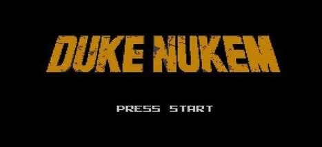 Duke Nukem déboule sur Sega Master System   Vade RETROGames sans tanasse!   Scoop.it