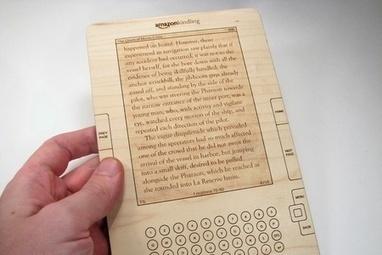 Liseuse, de bonnes aventures- Ecrans | Evolutions des bibliothèques et e-books | Scoop.it