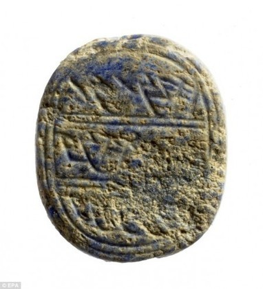 Ancient Stone Seal Found in Jerusalem | e-Expeditions | e-Expeditions News | Scoop.it