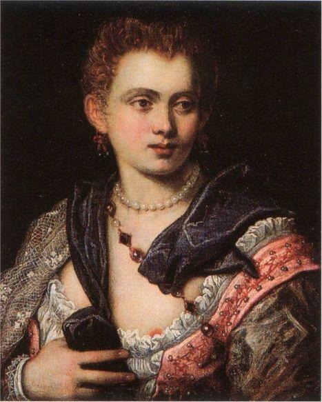 Verónica Franco, la prostituta que demostró que la educación haría libres a las mujeres del Renacimiento - Historias de la Historia | TUL | Scoop.it