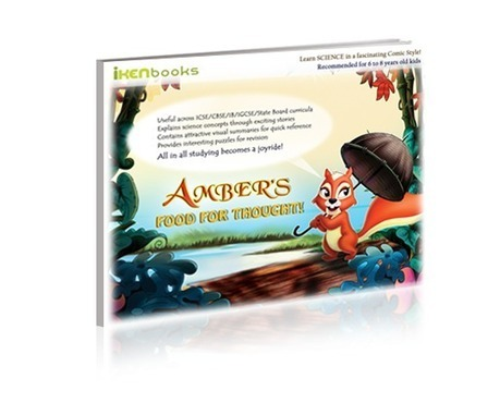 Interactive Comic and Story Books for Kids | Educational Toys | Scoop.it
