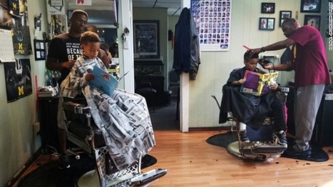 Barbershop gives kids discount for reading | Reading discovery | Scoop.it