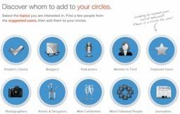 Herramientas para mejorar la gestión de Google+   Social Media Today   Scoop.it