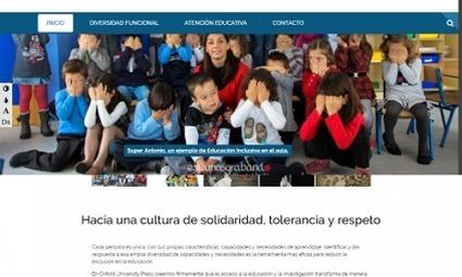 Una web por la educación inclusiva | Diversifíjate | Scoop.it