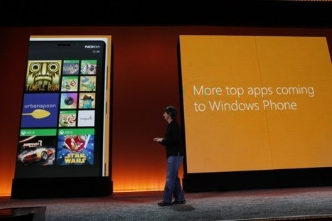 Microsoft Endlessly Disappoints With 'New' Windows Phone Apps | Technology and Internet | Scoop.it