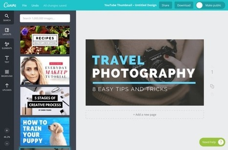 How to Easily Create Quality Social Media Images   Social Media Power   Scoop.it