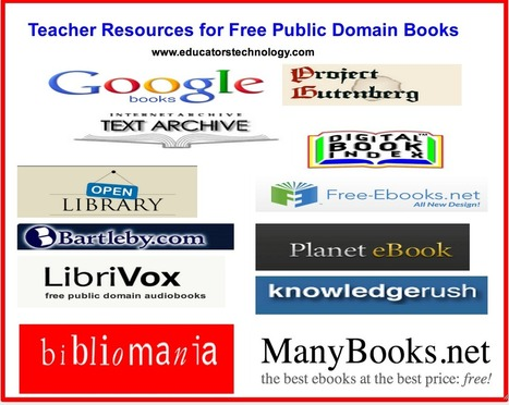 13 Great Resources for Finding Free Public Domain Books | Social Entrepreneur | Scoop.it