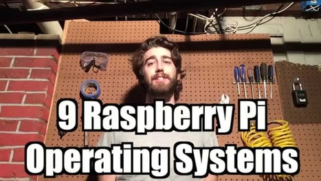 9 Operating Systems You Can Run On a Raspberry Pi @Raspberry_Pi #piday #raspberrypi | Raspberry Pi | Scoop.it
