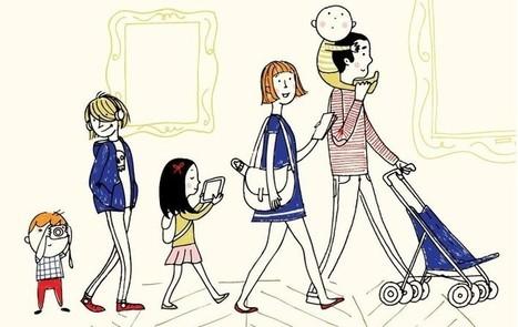 Môm'Art - La famille au musée | Tourisme en Famille - Pistes à suivre | Scoop.it
