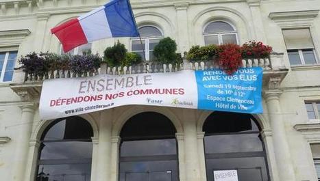 Haro sur la baisse des dotations - la Nouvelle République | ChâtelleraultActu | Scoop.it