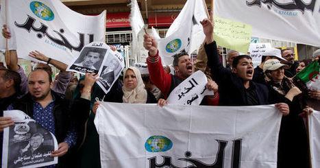 Algérie: Reporters sans frontières dénonce «la main invisible» du pouvoir sur les médias | Actu des médias | Scoop.it