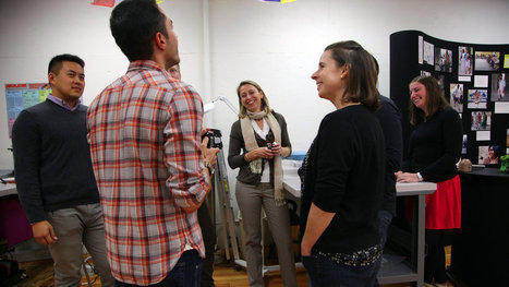 Light-Bulb Moments for a Nonprofit | Creativity and Collaboration in the Nonprofit Sector | Scoop.it